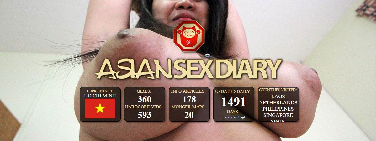 Asian Sex Diary Banner